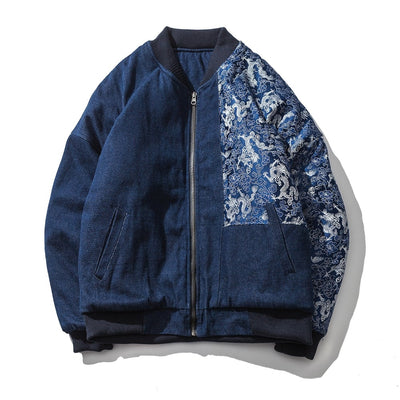 Veste Jean Dragon