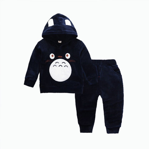 Ensemble sweat et pantalon Totoro enfant | MJ FRANKO