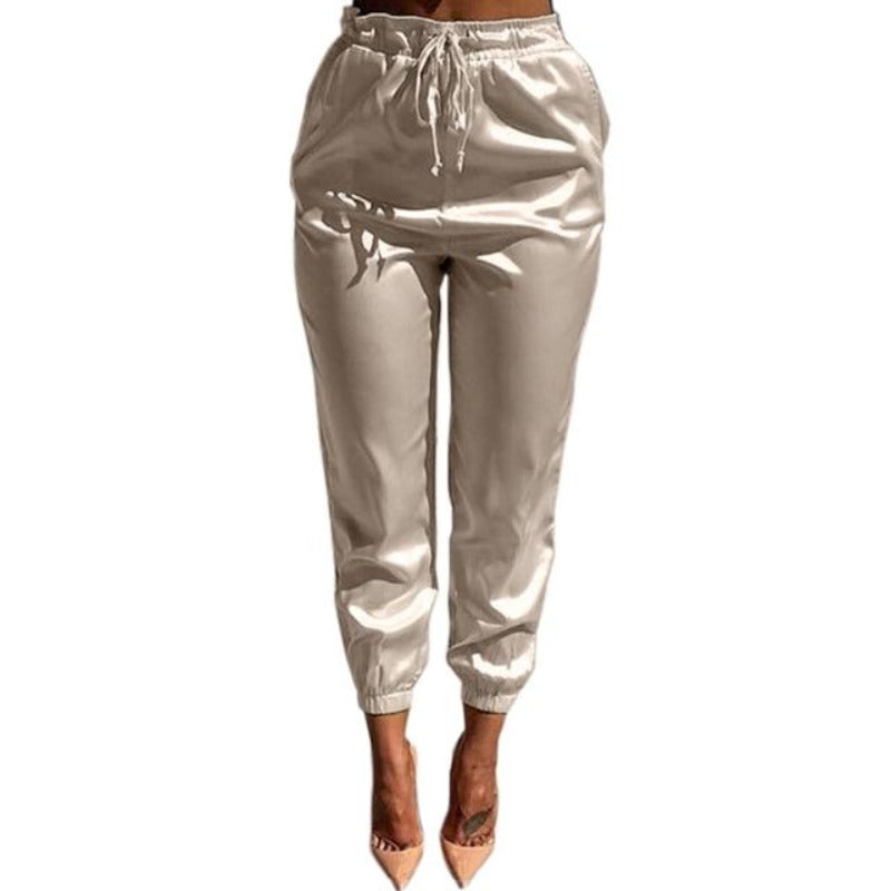 Pantalon Satin | MJ FRANKO