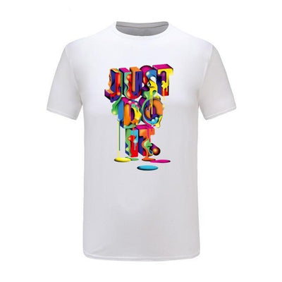 Just Do It T Shirt | MJ FRANKO