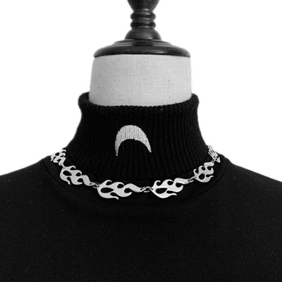 Collier Flamme | MJ FRANKO