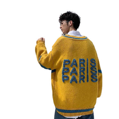 Pull Paris | MJ FRANKO