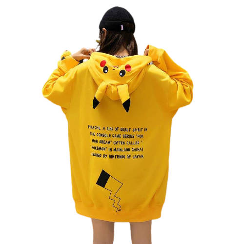 Sweat à Capuche Pikachu