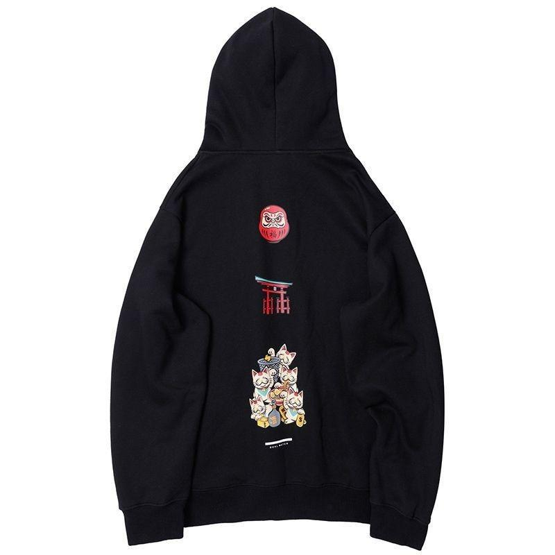 Sweat Kawaii Japonais | MJ FRANKO