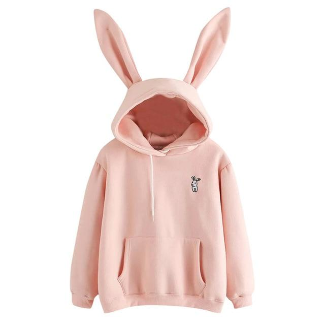 Sweat Kawaii Lapin