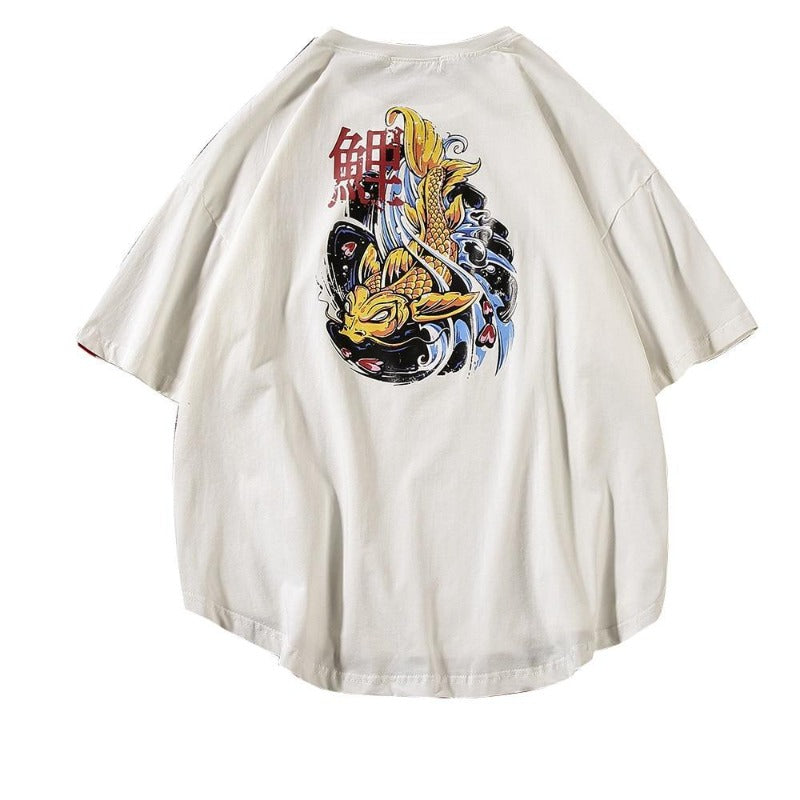 T Shirt Large Koi | MJ FRANKO