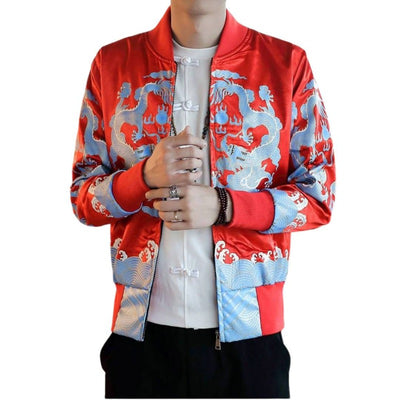 Veste Dragon Chinois | MJ FRANKO