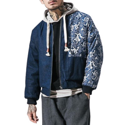 Veste Jean Dragon | MJ FRANKO