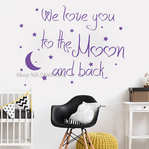 Baby Nursery Wall Decal