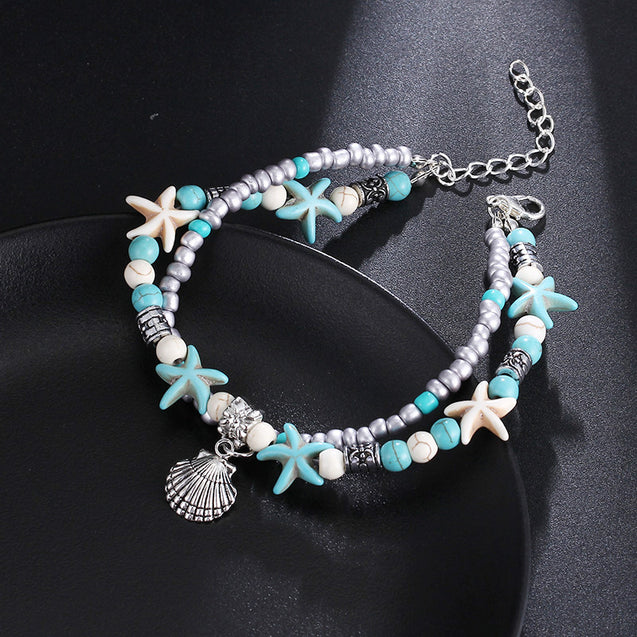 Beach style Anklet