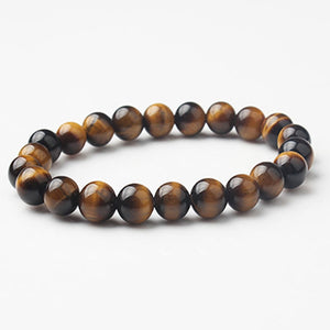 Unisex High quality natural stone beads bracelets