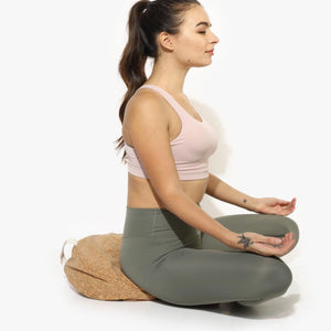 Zen Cork Meditation Cushion
