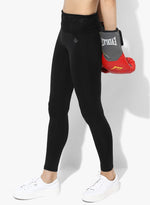 Spiritual Warrior gym Workout wear Yoga pants Athleisure black leggings