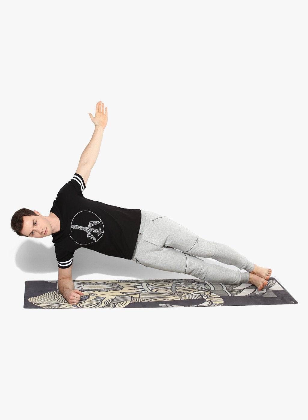 Spiritual Warrior Handmade Eco-Friendly Elephant Yoga Mat