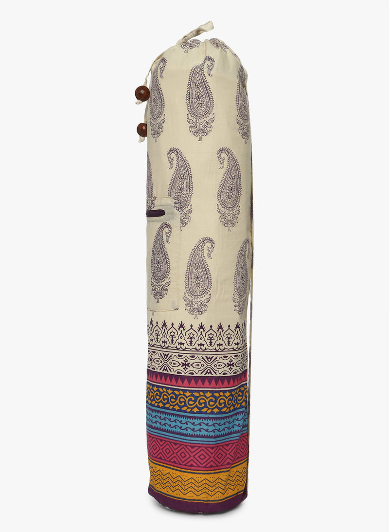 Shakti Warrior Anjali Yoga Mat Bag