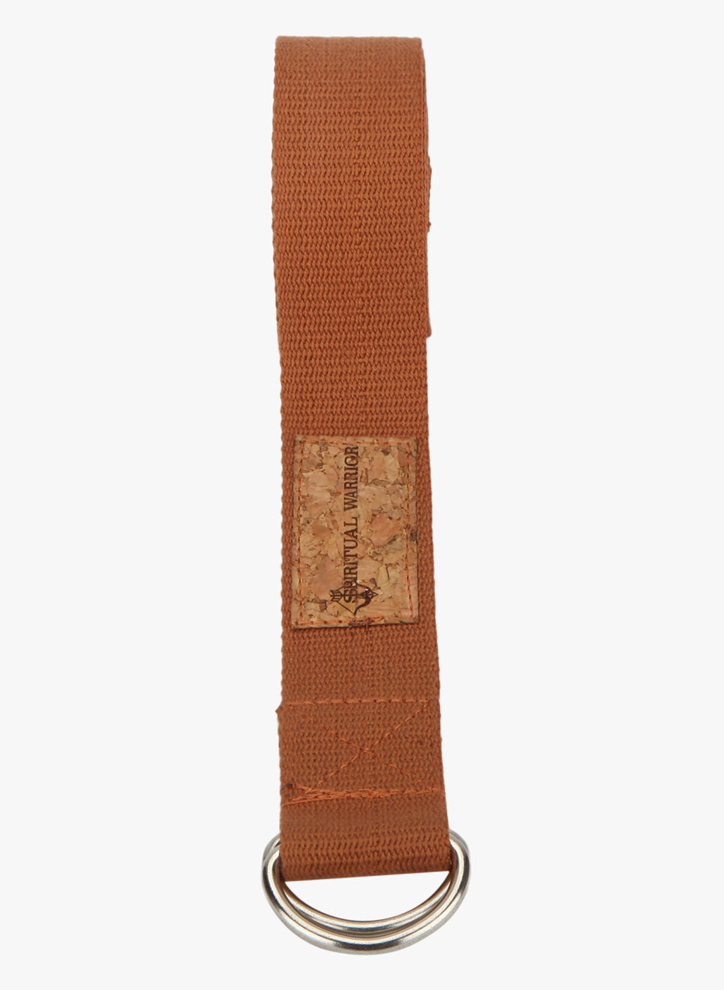 Spiritual Warrior cotton yoga strap