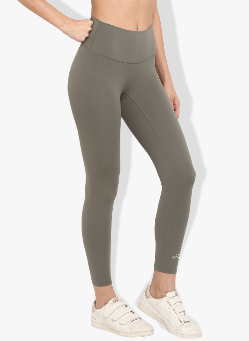 Shakti  Warrior Amaya Workout Leggings Green