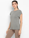 Shanti Split Back T-shirt