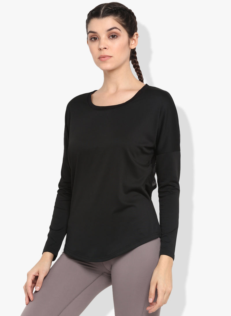 Shakti Warrior Workout Long sleeve top black