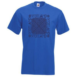 Celtic Knot Design, Printed Adults T-Shirt