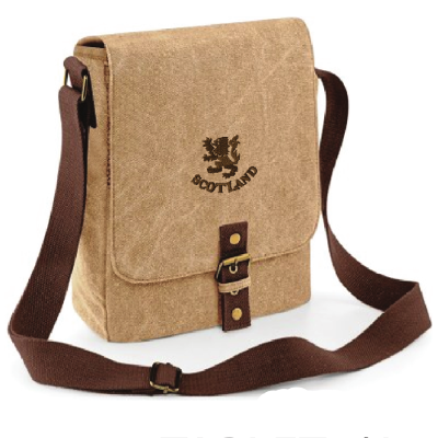 Rampant Lion Design, Tablet Satchel