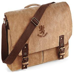 Rampant Lion Design, Messenger Satchel