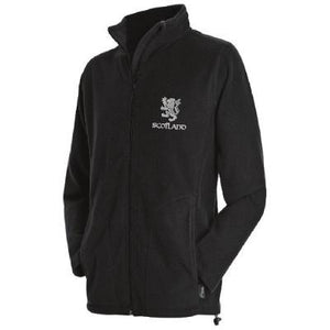 Rampant lion Design, Adults Microfleece