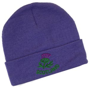 Flower of Scotland Design, Classic Bob Cap