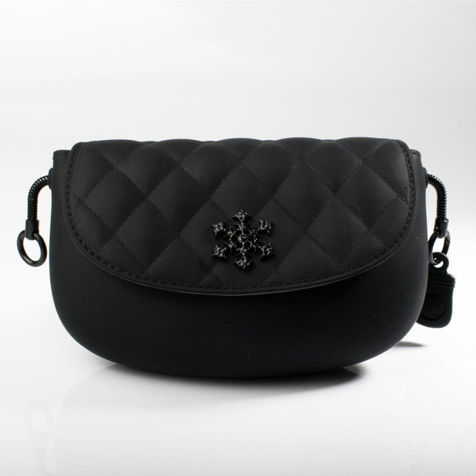 PANNA COTTA Crossbody bag : Black