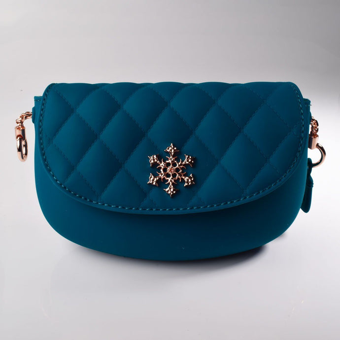 PANNA COTTA Crossbody bag : Blue