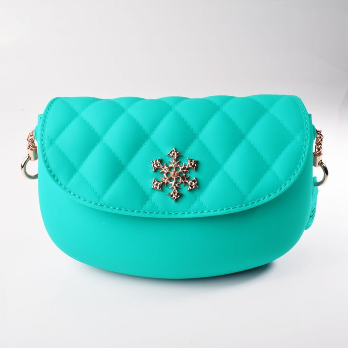 PANNA COTTA Crossbody bag : Dark Green