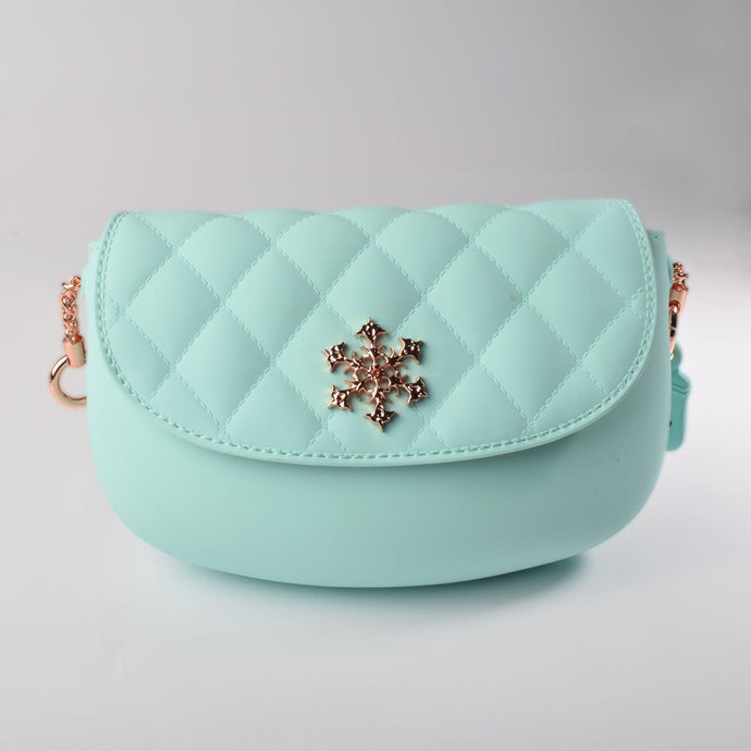 PANNA COTTA Crossbody bag : Light Green