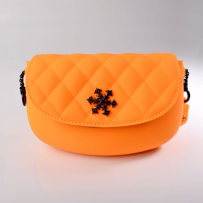 PANNA COTTA Crossbody bag : Orange