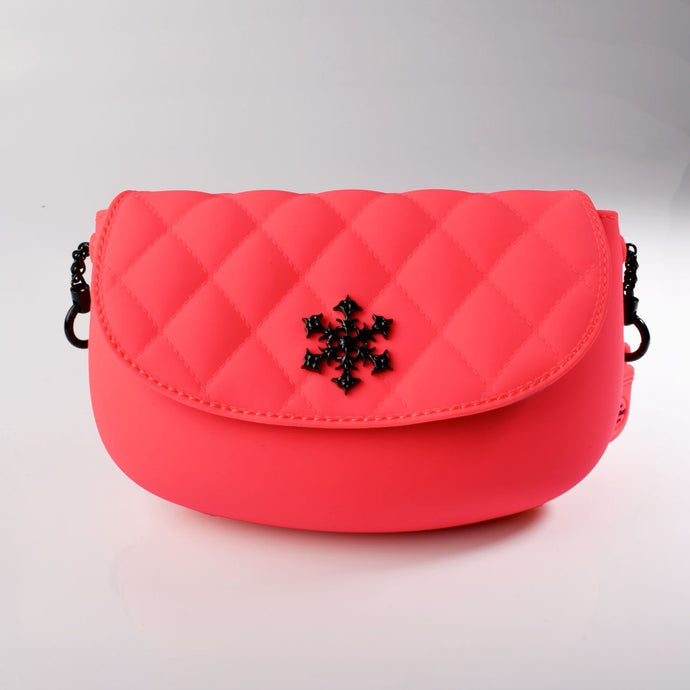 PANNA COTTA Crossbody bag : Pastel Red