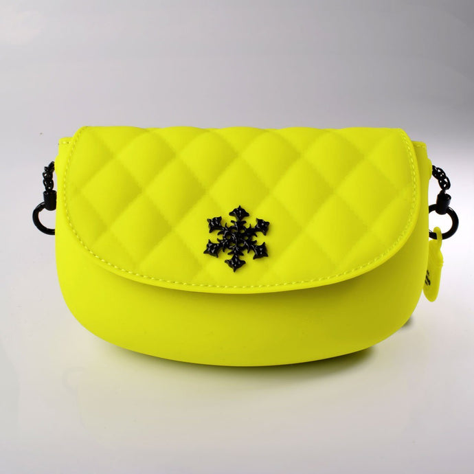 PANNA COTTA Crossbody bag : Yellow