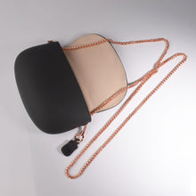 Load image into Gallery viewer, PANNA COTTA Crossbody bag : Charcoal