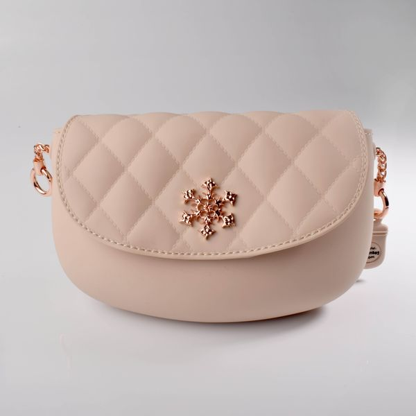 PANNA COTTA Crossbody bag : Beige