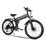Snow E-Bike With Mobile Phone Holder 26 inch
