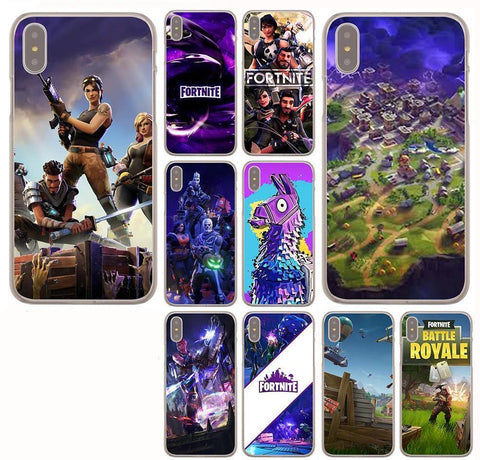 Fortnite iPhone 6 - iPhone X Case - ApparelFlow