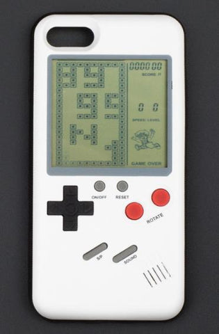 Gameboy Tetris Phone Case for IPhone - ApparelFlow