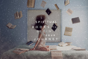 5 Spiritual Books to Start Your Journey