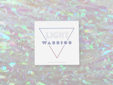 LIGHT WARRIOR STICKER