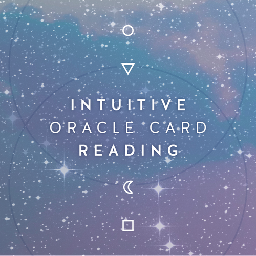 Intuitive Oracle Card Readings