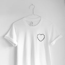 Unconditional Love Tee - Embroidered