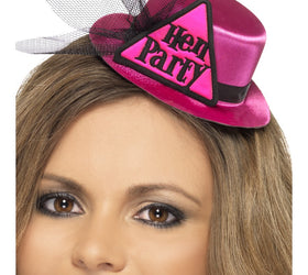 Hen Party Hat, Pink