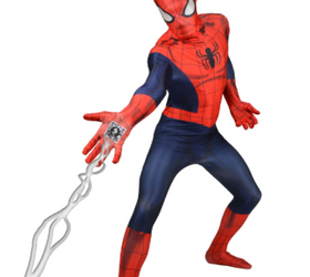 Spiderman Zapper Morphsuit