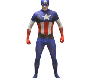 Captain America Morphsuit