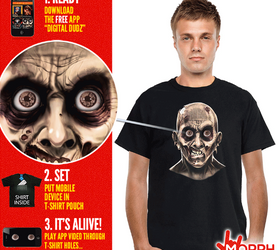 Zombie Digital T-shirt