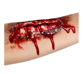 Open Wound Scar, Latex