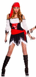 Lady Pirate Vixen Costume